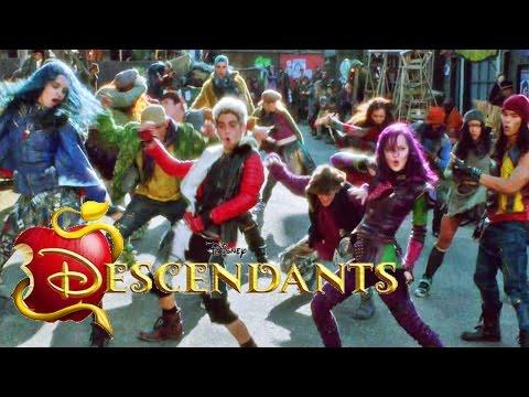 DESCENDANTS - die Nachkommen - Rotten to the Core - das offizielle Musikvideo | DISNEY CHANNEL