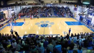 preview picture of video 'Bucyrus @ Wynford Varsity Basketball - February 27, 2015'