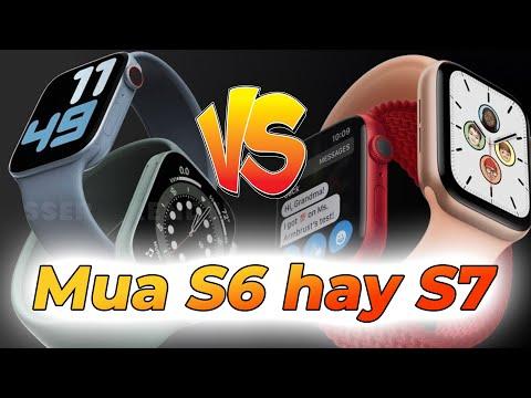 NÊN MUA APPLE WATCH SERIES 6 HAY ĐỢI APPLE WATCH SERIES 7?  | Minh Tuấn Mobile