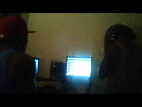 Ballin Lee In The Studio