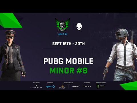 ILG Cup season 3 PUBGM - Minor 8 Day 1 (Team Soul, Entity Brawlers, God's Reign and others)