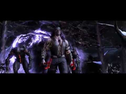 Mortal Kombat X Launch Trailer thumbnail
