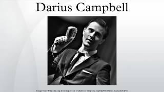 Darius Campbell