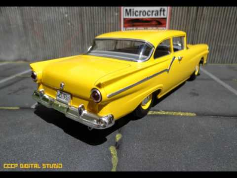 Download 1957 Ford Custom Tudor in Inca Gold HD Mp4 3GP Video and MP3