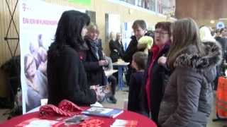 preview picture of video 'Berufsorientierungsmesse 2015 in der Dinteroberschule Borna'