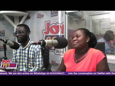 Herbal Medicine - #JoySMS on Joy FM (21-5-19)