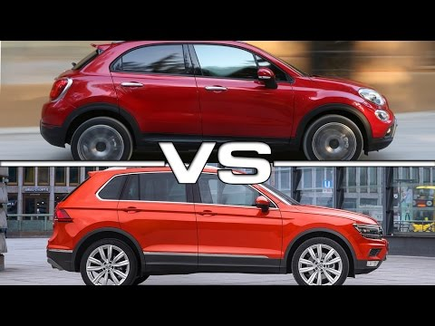 Fiat  500 X Off Road LOOK Паркетник класса J - тест-драйв 4