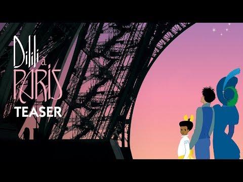 Dilili à Paris - de Michel Ocelot - Teaser