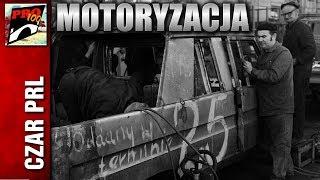 CZAR PRL – MOTORYZACJI CZAR – Jak wyglądała sytuacja motoryzacji w powojennej Polsce?