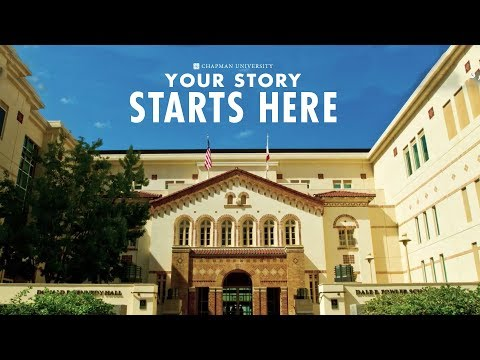 Chapman University - video