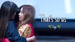 Sowon & Yuju  \