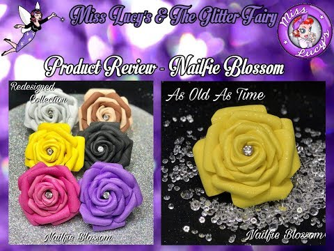 Product Review - Nailfie Blossom - Nail Picture Props