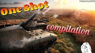 Best Artillery One Shot Compilation - World of Tanks
