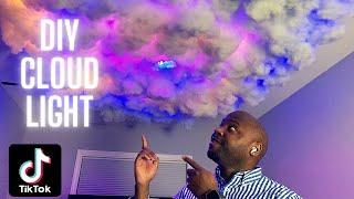 DIY Tiktok Cloud Ceiling 2021