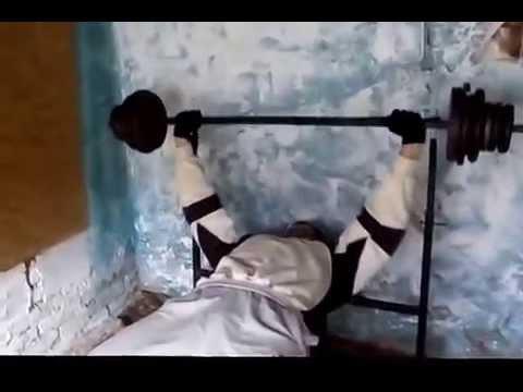 Ćwiczenia z przodu mięsień uda