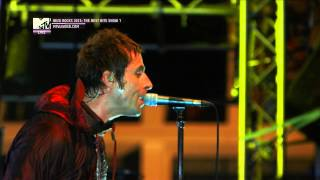 [HD] Beady Eye live @ Ibiza Rocks - MTV Pro Shot - The Roller + Shine A Light
