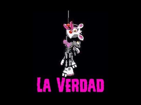 La Verdad Sobre El Suicidio De Mangle De Five Nights At Freddy's World | FNAF World