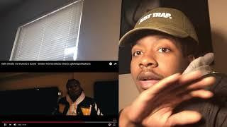 AMERICAN REACTS To Nafe Smallz X M Huncho X Gunna   Broken Homes (Music Video)