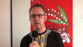 Interview de Gérard Ré le 28 Avril 2016