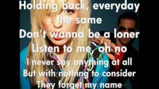 The Ting Tings - That's Not My Name (lyrics)