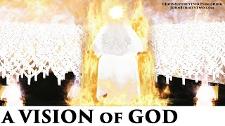 The Ancient of Days – Experience Daniel's vision of God – Daniel 7:9,10. God's Throne of Judgement