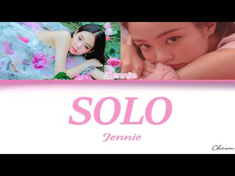 Blackpink Jennie Solo Lyrics Romanized - Ala Model Kini