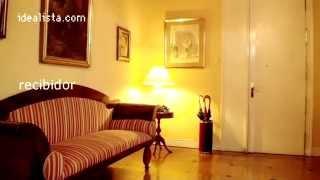 preview picture of video 'idealista.com: piso exterior de 294m2 en venta en el barrio de salamanca. inmobiliaria única'