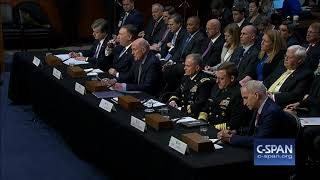 """DNI Coats: """"Frankly, the United States is under attack."""" (C-SPAN)"""