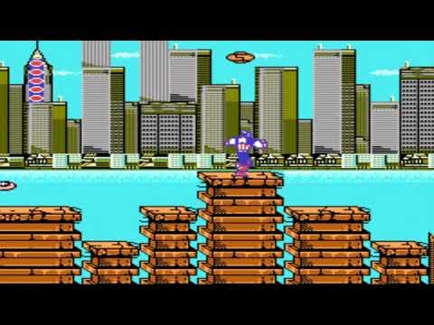 Avengers Video Game Retrospective #1
