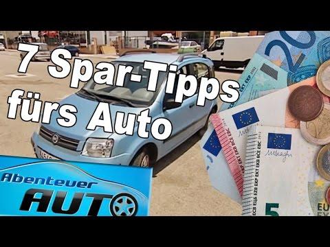 Top 7 Spar-Tipps rund um's Auto | Abenteuer Auto