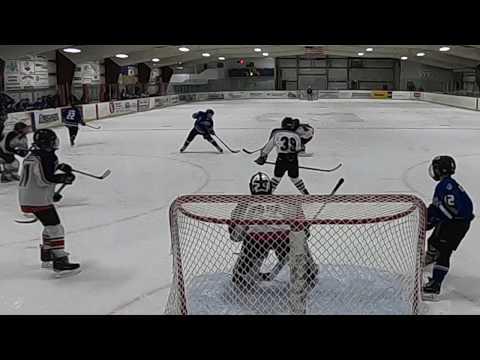 Mayport vs Fargo Navy Peewee B1's 12 30 2018