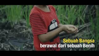 preview picture of video 'Perjuangan Anak padi m.hafidz halim.sh. untuk kotabaru'