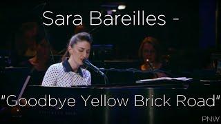 "Sara Bareilles - ""Goodbye Yellow Brick Road"" Vocal Showcase (C#3-C#5-Eb5)"