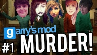 STAY AWAY FROM ME...   GMOD MURDER