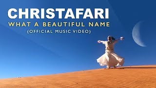 What A Beautiful Name - Christafari (Official Music Video) Hillsong Worship Cover [Avion Blackman]
