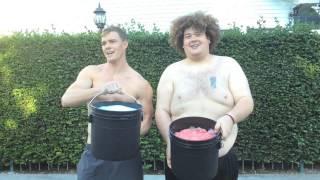 ALS Ice Bucket Challenge   Alan Ritchson