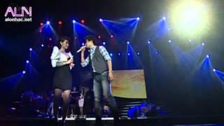 [Live] Một Vòng Trái Đất - Tuấn Hưng Ft Minh Hằng [www.4love.vn]