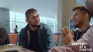 The Great Debaters: Khabib Nurmagomedov, Henry Cejudo & Kayla Harrison debates Judo vs Wrestling