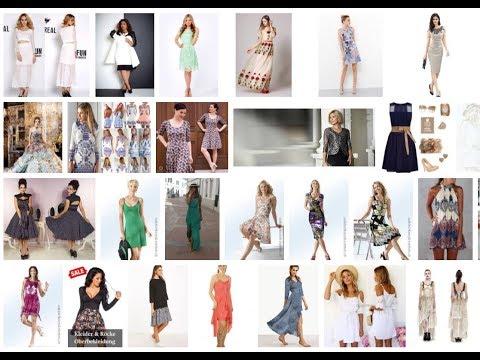 Damenmode  Kleider