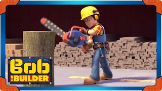 Bob The Builder | Leo Learns How To Use The Chainsaw ⭐New Episodes Compilation⭐Kids Movies