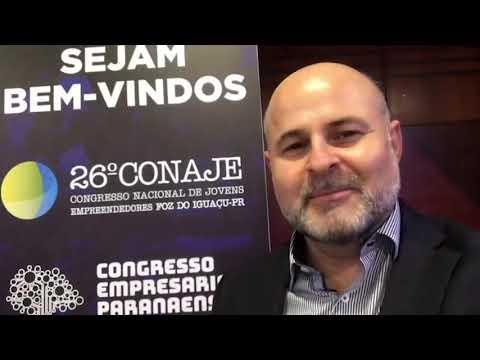 Palavra do Ex-Presidente AJEE - Marcelo Azevedo