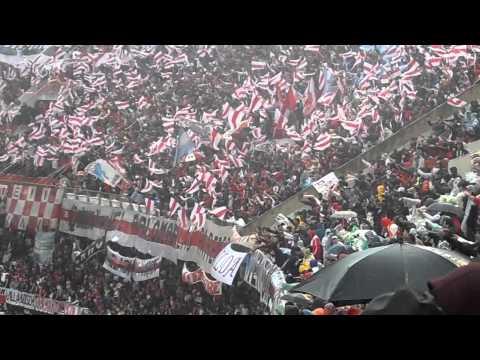 """""""Los Borrachos del tablon River Boca 06-10-2014"""" Barra: Los Borrachos del Tablón • Club: River Plate"""