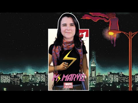 Miss Marvel, Kamala Khan melhor pessoa