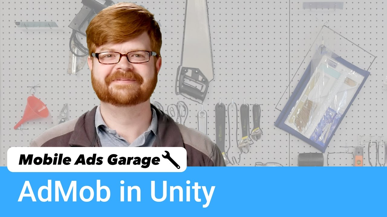 Unity and AdMob Rewarded Video - Mobile Ads Garage #10