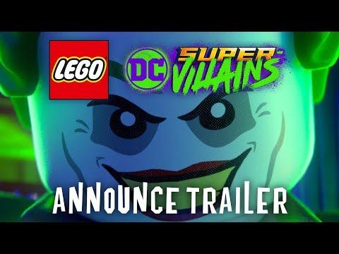 終於可以享受當壞人的快感啦~《LEGO DC Super-Villains》電玩預告出爐