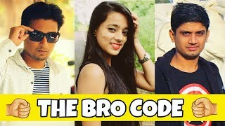 THE BRO CODE | JHAKAAS SHOTS | Comedy Video