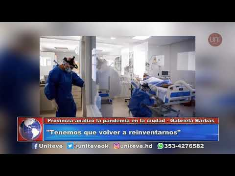 Situación de Villa María en pandemia