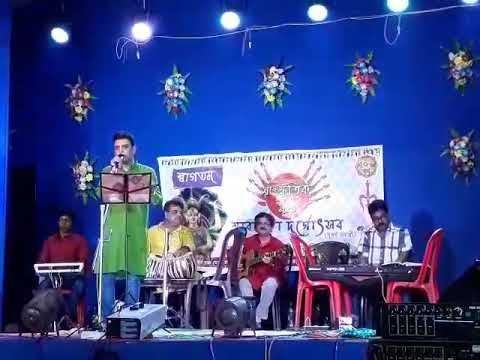 Ami eto je tomai bhalobesechi....original song by manobendra Mukherjee...cover by tanmoy chatterjee