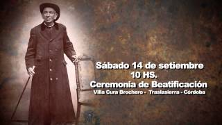 preview picture of video 'Beatificación del Cura Brochero'