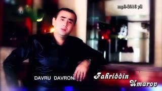 Fahridin Umarov Davru davron